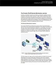 PCoIP Remote Workstation Whitepaper