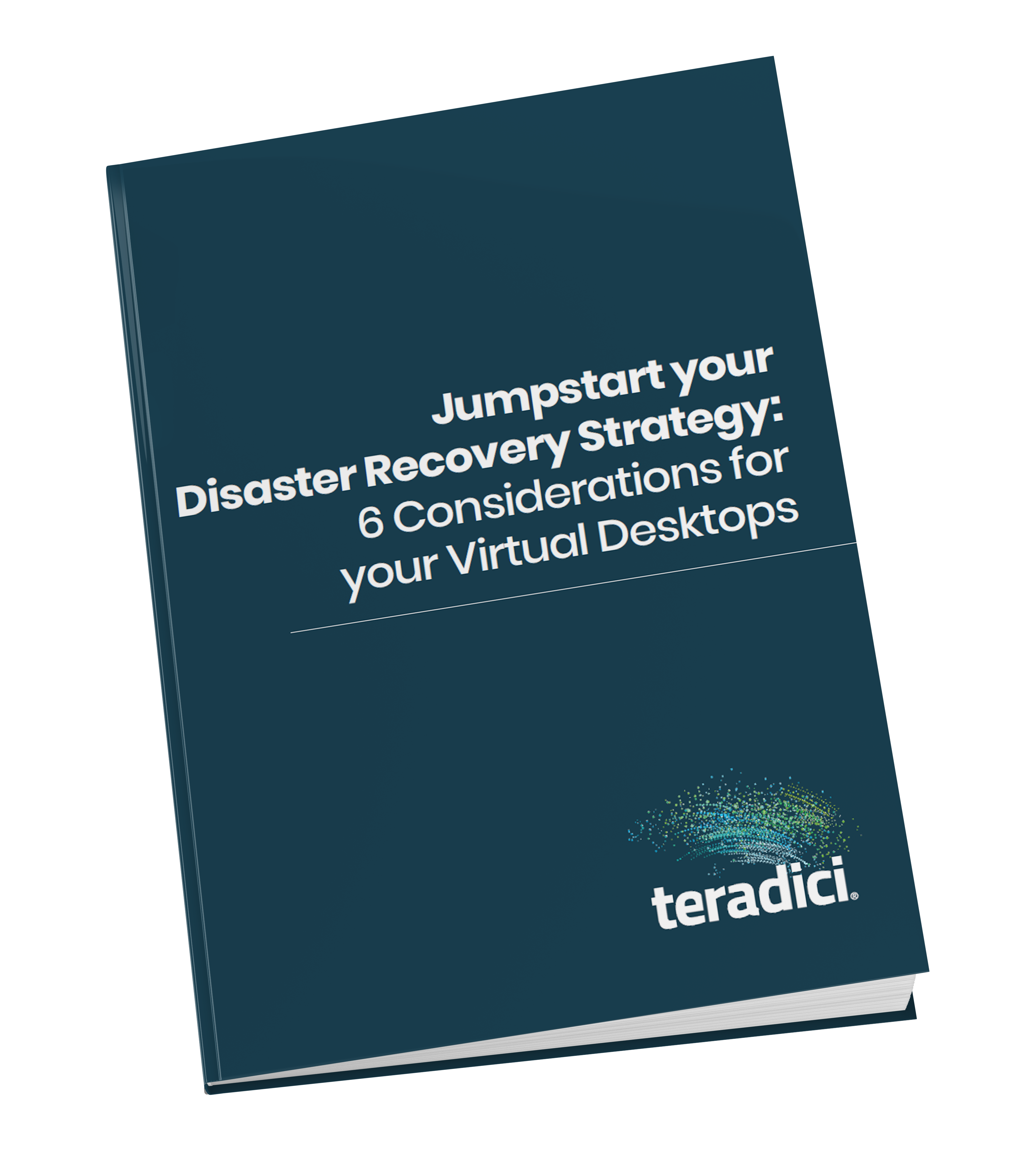 Jumpstart Your Disaster Recovery Strategy Cover