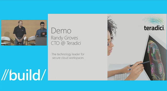 Teradici & Azure Demonstrate Cloud-Hosted CAD/CAM Apps