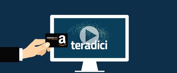 Earn an Amazon e-gift!