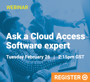 ask a cloud access expert