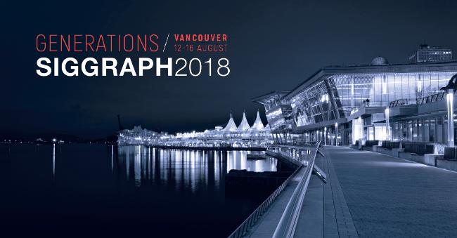 siggraph-2018 blog